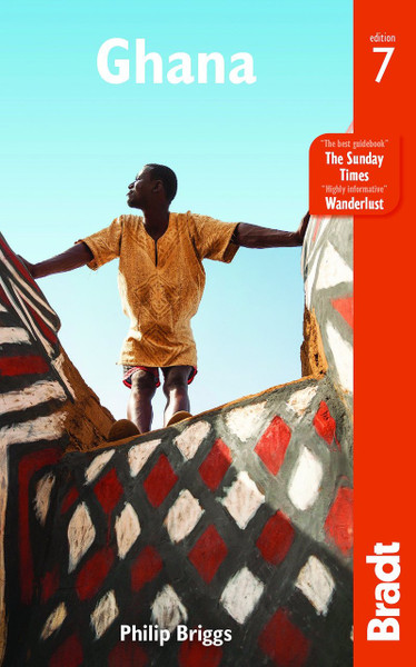 Ghana (Bradt Travel Guides) by Philip Briggs