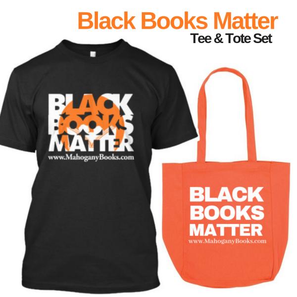 Black Books Matter Tee & Tote Set