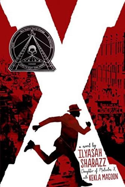 X: a Novel by Ilyasah Shabazz