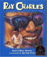 Ray Charles by Sharon Bell Mathis, illustrated by George Ford