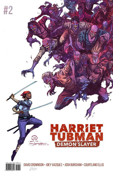 Harriet Tubman: Demon Slayer #2