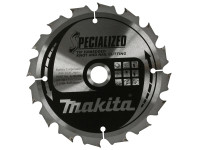Makita B-09488 185mm x 16mm x 40T Specialized Knot and Nail Saw Blade