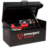Armorgard Strongbank SB1 - Extra Secure Van Box From Duotool