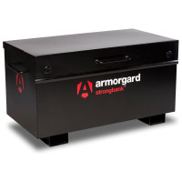 Armorgard Strongbank SB2 - Extra Secure Site Box Free Delivery form Duotool UK