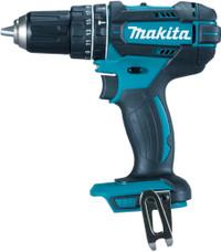 "Makita DHP484Z 18V LXT Li-ion Brushless Combi Drill Body With 26/"" Wheel Tool Bag"