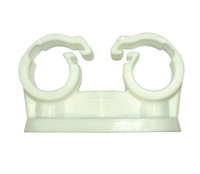 28mm Double White Klip Lock | Duotool