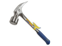 Estwing E3/24S Straight Claw Framing Hammer - Vinyl Grip 680g (24oz)