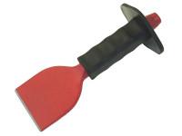 Faithfull Brick Bolster 75mm (3in) with Grip  Duotool