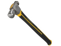 Faithfull Ball Pein Hammer Fibreglass Shaft 454g (16oz)