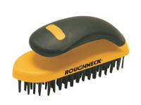 Roughneck Block Wire Brush