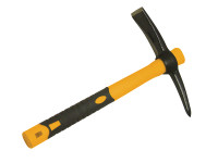 Roughneck Micro Pick Mattock 0.88lb Fibreglass Handle