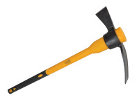Roughneck Cutter Mattock Head 5lb Fibreglass Handle