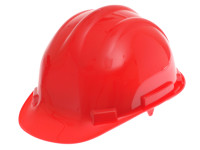 Scan Safety Helmet Red| Duotool