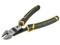 Stanley Tools FatMax Compound Action Diagonal Pliers 200mm (8in)