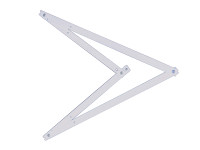 Stanley Tools Folding Square 120cm (48in)