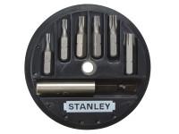 Stanley Tools Insert Bit Set Torx 7 Piece