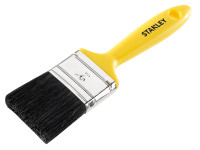 Stanley Tools Hobby Paint Brush 65mm (2.1/2in)| Duotool