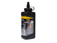 Stanley Tools FatMax XL Square Bottle Chalk Refill 225g Black
