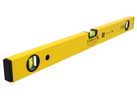 Stabila 70-2-60 Double Plumb Spirit Level 3 Vial 60cm