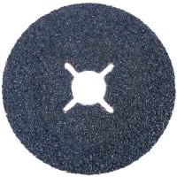 Abracs Fibre Discs 115Mm X 120 Grit Zirc 25 Pack
