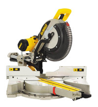 Dewalt DWS780 305mm Compound Slide Mitre Saw with XPS 240V  from Duotool