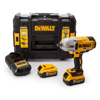 DeWalt DCF899P2 18V Li-Ion Cordless Impact Wrench from Duotool
