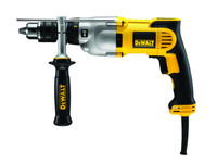 Dewalt D21570K-LX 1300W 127mm 2 Speed Dry Diamond Drill 110V  | TOOLDEN