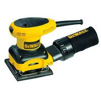 DeWalt D26441 1/4 Sheet Palm Sander 230 Watt 110 Volt from Duotool