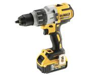 DeWalt DCD996P2 XR Brushless Combi Drill 18 Volt 2 x 5.0Ah Li-Ion