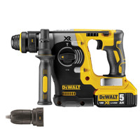 DeWalt DCH274P2 Brushless XR 3 Mode Quick Chuck Hammer 18 Volt 2 x 5.0Ah Li-Ion from toolden