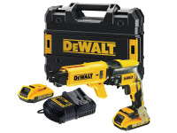DeWalt DCF620D2K Brushless Collated Drywall Screwdriver | Duotool
