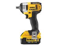 DeWalt DCF880M2 XR Compact Impact Wrench 18 Volt 2 x 4.0Ah Li-Ion