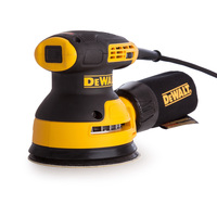DeWalt DWE6423 125mm Random Orbit Sander 280 Watt 110 Volt From Duotool