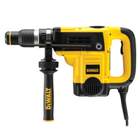 DeWalt D25501K SDS Max Combination Hammer 5kg 1100 Watt 240 Volt from Duotool