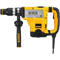 DeWalt D25601K SDS Max Combination Hammer 6kg 1250 Watt 240 Volt from Duotool