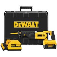 DeWalt DC305M2 Cordless Reciprocating Saw & Kit Box 36 Volt 2 x 4.0Ah Li-Ion | Duotool