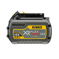 DeWalt DCB546-XJ 18v/54v XR FLEXVOLT 6.0Ah Li-ion Battery Pack from Duotool