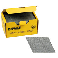 DeWalt DNBA1644GZ Box of 2500 44mm 16G Angled Galvanised Nails