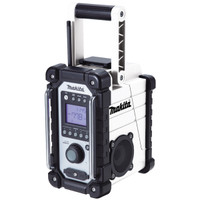 Makita BMR102W 7.2v - 18v WHITE Jobsite Radio | Duotool