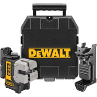 Dewalt DW089K 3 Way Self-Levelling Ultra Bright Multi Line Laser from Duotool