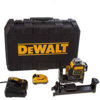 Dewalt DCE089D1G 10.8V Self Levelling Multi Line Laser Green from Duotool