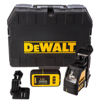 Dewalt DW088KD 2 Way Self-Levelling Ultra Bright Cross Line Laser from Duotool