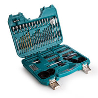 Makita P-90249 100 Piece Power Drill Accessory Set from Duotool