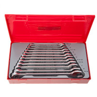 Teng Tools Metric Combinations Spanner Set TT1236 from Duotool.
