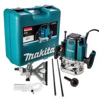 Makita - RP1801XK 110V 1650W Router + Case | Duotool