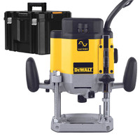 "DEWALT DW625EKT 1/2"" VARIABLE SPEED ROUTER 2000W 240v IN TSTAK CASE From Duotool"
