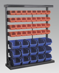 Sealey Bin Storage System 47 Bins from Toolden