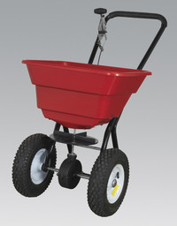 Sealey Broadcast Spreader 37kg Walk Behind from Toolden