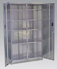 Sealey Galvanized Steel Floor Cabinet 5 Shelf Extra-Wide from Toolden