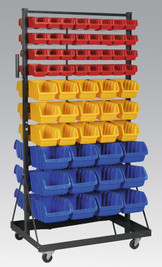 Sealey Mobile Bin Storage System 118 Bin from Toolden